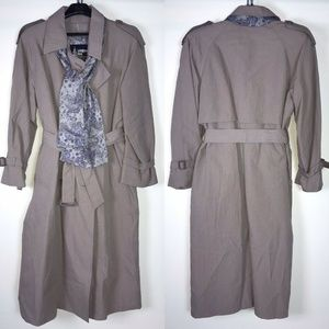 London Fog Jacket Ashley Taupe Thinsulate 3M Match
